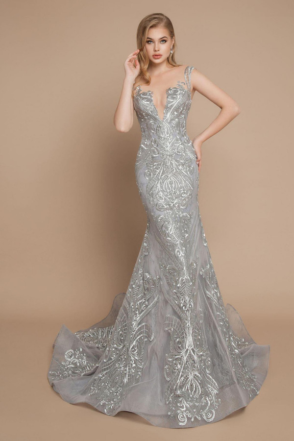 20-V-007 Star in Evening Couture 2020